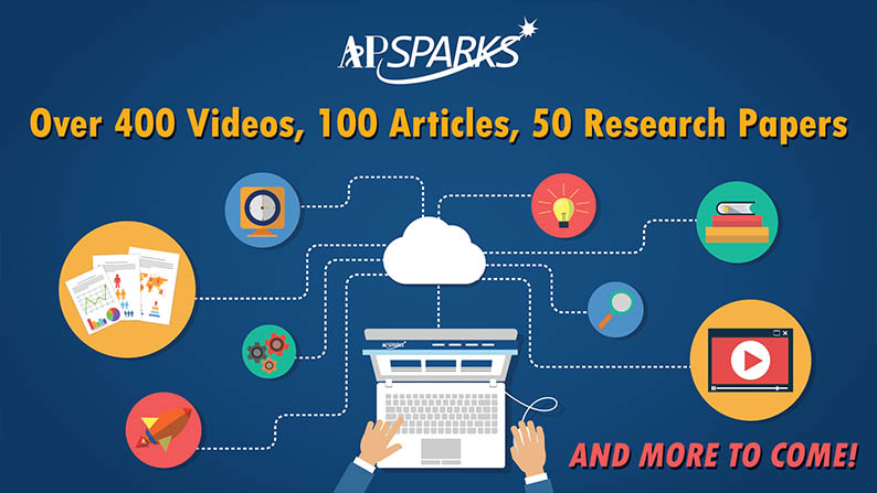apsparks - resource website with over 400 aba videos