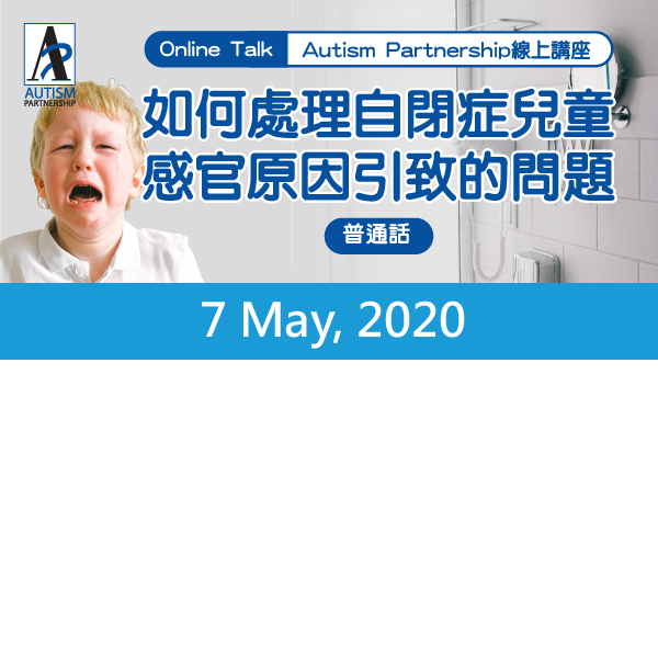 Online Talk: How to help children with ASD with problems due to sensory issues