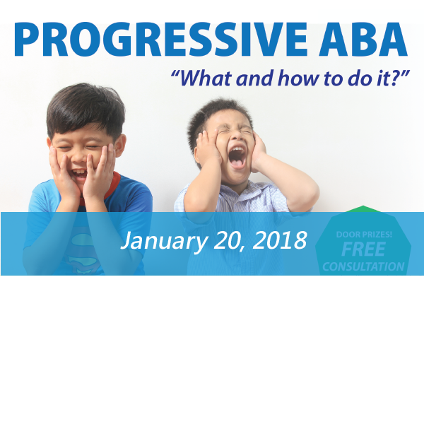 ABA Workshop – Progressive ABA in Jakarta